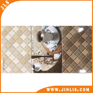 Safe Building Material Grid Coffee Water-Proof Rustic Ceramic Wall Tile pictures & photos