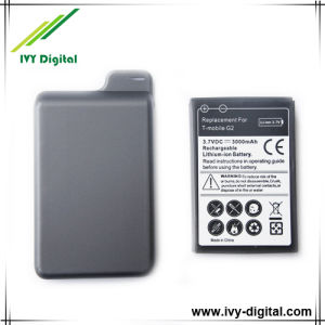 Extended Mobile Phone Battery for HTC T-Mobile/G2 3000mAh