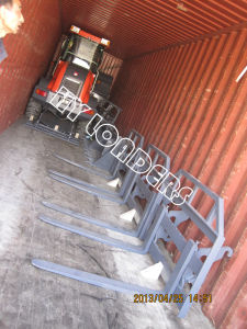 Wheel Loader with Pallet Fork pictures & photos