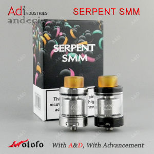 100% Authentic Wotofo Serpent Smm Rta Tank pictures & photos