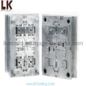 Mobile Phone Charger Plastic Injection Mould pictures & photos