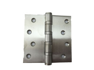 4 Inch 304 Stainless Steel Ball Bearing Door Hinge Aj-014 pictures & photos