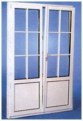 Aluminum Tilt and Turn Door pictures & photos