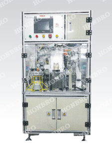 Fully-Automatic Adhesive Dispenser of Cylinder Steel-Shell Core (HBZDJ)