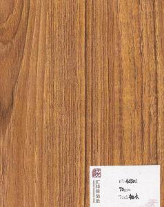 Woodgrain Melamine Paper (HB-40501) pictures & photos