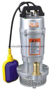 Houehold Used Aluminium Body Qdx Submersible Water Pump (QDX1.5-32-0.75) pictures & photos