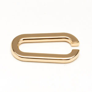 Customised Rose Gold Fashion Metal Buckle for Bags, Shoes pictures & photos