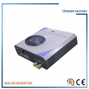 Hybrid Solar Inverter 5kVA 4000W with MPPT Solar pictures & photos