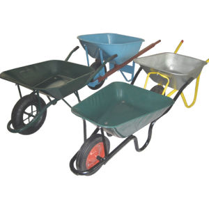Wheelbarrow pictures & photos