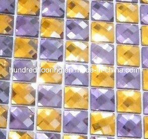 Mosaic Tile Diamond Mirror Mosaic (HD048) pictures & photos