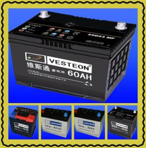 12V Car Battery (80D26R NX110-5MF) pictures & photos