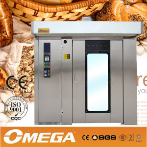 Omega 2014 Bakery Rotary Rack Ovens for Sale Advanced Series pictures & photos