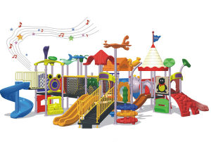 Outdoor Playground Equipment (BW-212A)