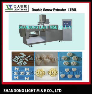 Double Screw Food Extruder (LT65L) pictures & photos
