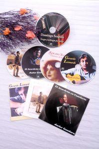 Music CD Replication Max 800MB