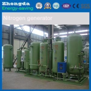 a System of Small Portable Liquid Nitrogen Production Plant for Goods Storage pictures & photos