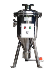 Anti-Corrosion Hydrocyclone Sand Filter Solids Separator pictures & photos