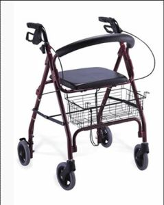 My WALKER Can't wait to be able to use it on trips longer than to the car