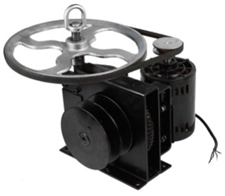 Motorized Worm Gear Winch (HP-48M) pictures & photos