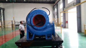 Large Flow Mixed-Flow Diesel Engine Water Pump