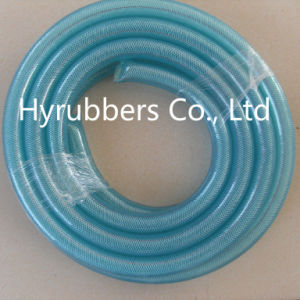 Factory Produced 5mm PVC Tube with Fiber Insert pictures & photos