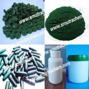 High Quality Spirulina Softgel pictures & photos
