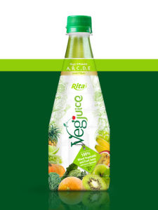 Vegetable Juice Drink 290ml Pet Bottle pictures & photos
