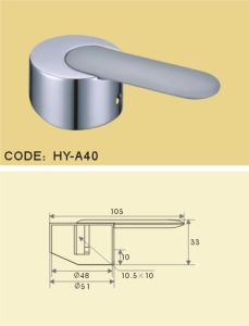 Faucet Handle (HY-A40)