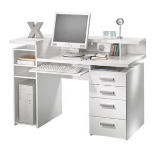 Modern Office Table, Laminated Office Desk, Simple Office Table pictures & photos