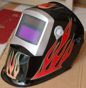 Auto-Darkening Welding Helmet Adjustment (S8007) pictures & photos