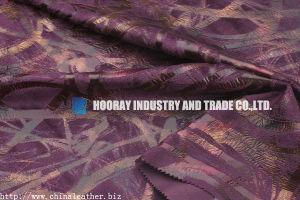Flocking Garment Leather (HK-QT-02-2)