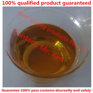 Highest Quality Muscle Building Steroid Equipoise 300mg/Ml Injectable Liquid Boldenone Undecylenate pictures & photos