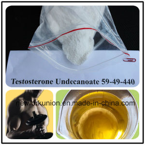 Injectable Steroids Andriol CAS 5949-44-0 Testosterone Undecanoate 500mg/Ml pictures & photos