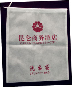 70GSM Non-Woven Laundry Bag pictures & photos