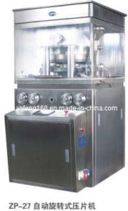Zp23/25/27 Detergent Cubes Rotary Tablet Press Machine pictures & photos