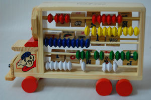 Wooden Toys - Wooden Car Series (w305)