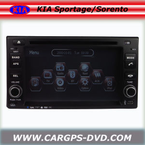 Car DVD for KIA Sportage (HT-J810)