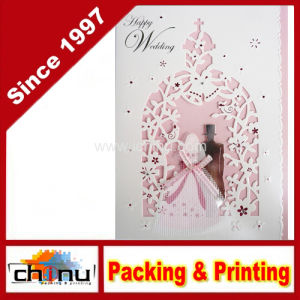 Wedding/Birthday/Christmas Greeting Card (3338) pictures & photos
