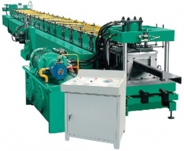 Z Shape Roll Forming Machine