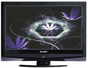 "26"" HD Ready LCD TV with High Gloss"