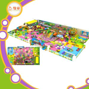 Ce Approved Kids Indoor Soft Play Area Soft Playground for School pictures & photos