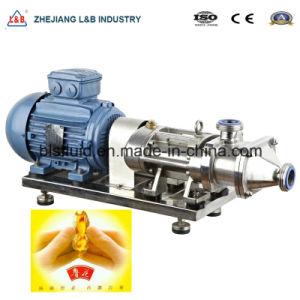 Peanut Oil Transport Pump Machine pictures & photos