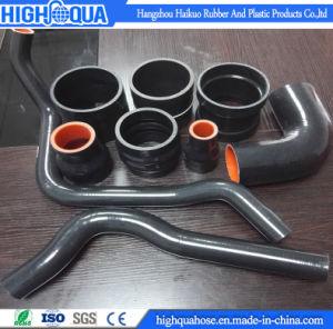 Flexible 45/90/135/180 Degree Elbows Silicone Hose pictures & photos