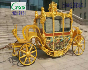 Deluxe Royal Horse Cart Horse Carriage pictures & photos