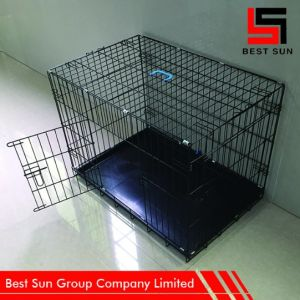 Wholesale Dog Kennels Cages, Pet Foldable Cage pictures & photos