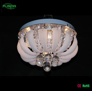 Glass Crystal LED Ceiling Lamp/Lighting pictures & photos