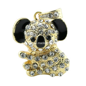 jewellery Mini USB Flash Disk Metal Cartoon USB Stick pictures & photos