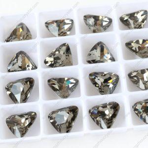 Dz-3012 Black Diamond Delicate Cuts Loose Crystal Element pictures & photos