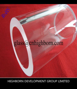 Hot Selling Polish Transparent Silica Tube for Heater pictures & photos
