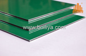 PVDF Cladding Fire Rated Aluminum Composite Panel pictures & photos